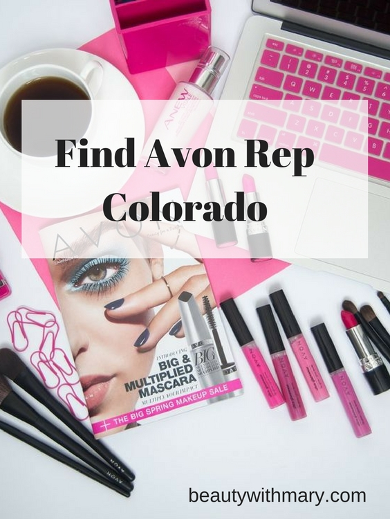 Avon Representative Colorado - Shop online store - Find Avon Lady Colorado