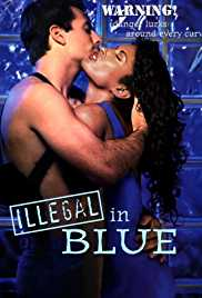 Image Illegal in Blue (1995)
