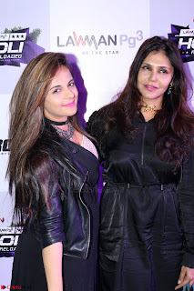 Pre Celetion Of India Premiere Edm Holi Festival With Many Bollywood Celebrities   9th March 2017 011.JPG
