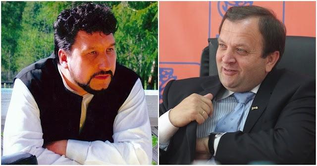 Preotul care patronează azilul ilegal din Valea Putnei este protejatul lui Gheorghe Flutur care l-a numit în ATOP Suceava