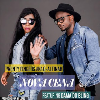 Twenty Fingers feat. Dama do Bling- Nova Cena