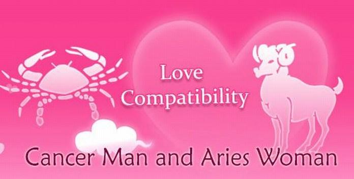 Aries woman cancer man linda goodman
