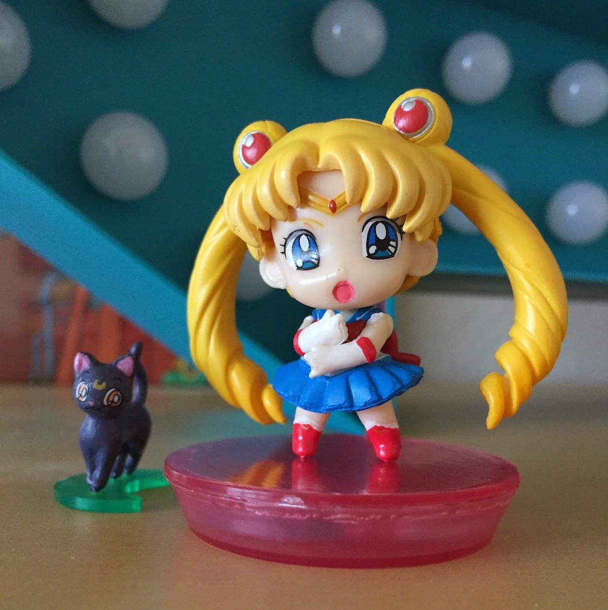 Sunday Stuff // Sailor Moon & Sailor V Blind-Box Pick-ups