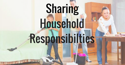 Sharing the Responsibilities of the House