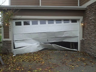garage door installation universal city