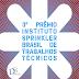 Inspeção do sistema de sprinklers recebe o 3º prêmio do Instituto Sprinkler Brasil de Trabalhos Técnicos