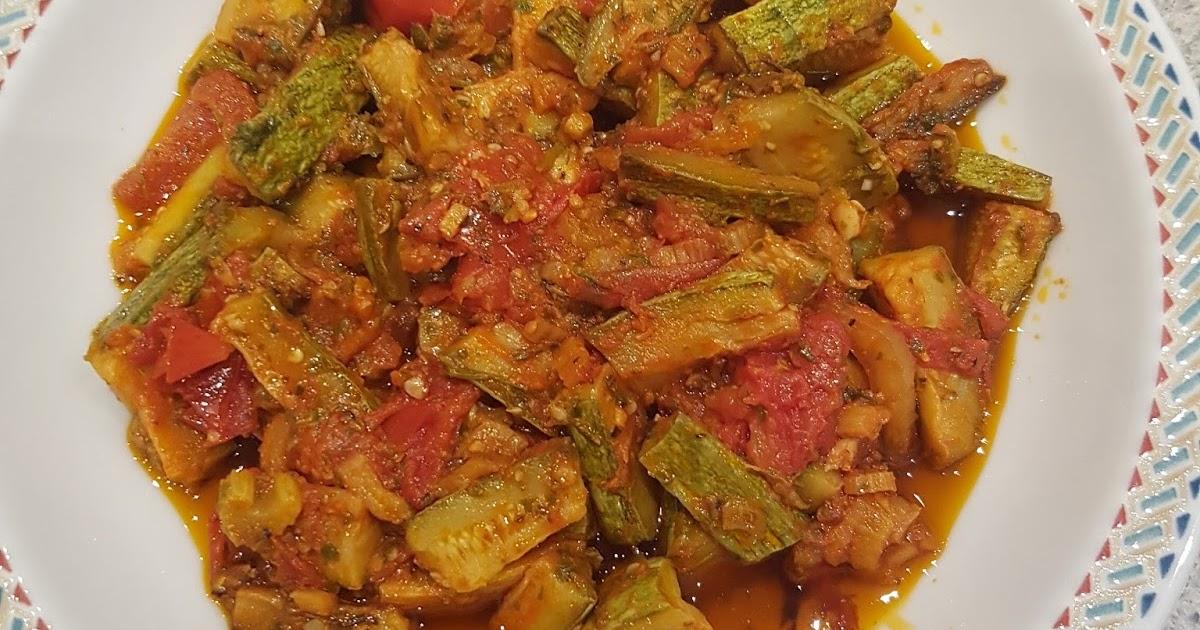 Cucinare per amore naturalmente zucchine e pomodori for Cucinare zucchine in padella