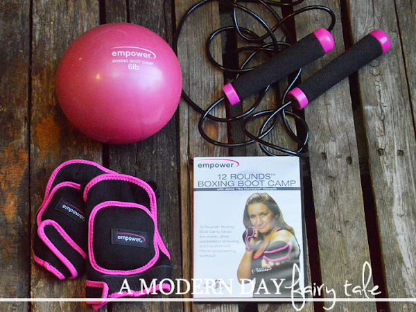 Make Working Out Fun with Empower Fitness Boxing Boot Camp {A Review}