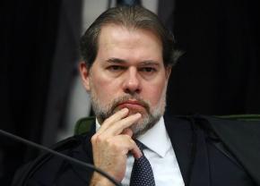 Dias Toffoli é eleito presidente do STF com mandato até 2020