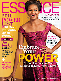 Michelle Obama Looking Stunning on cover of Essence Magazine 1