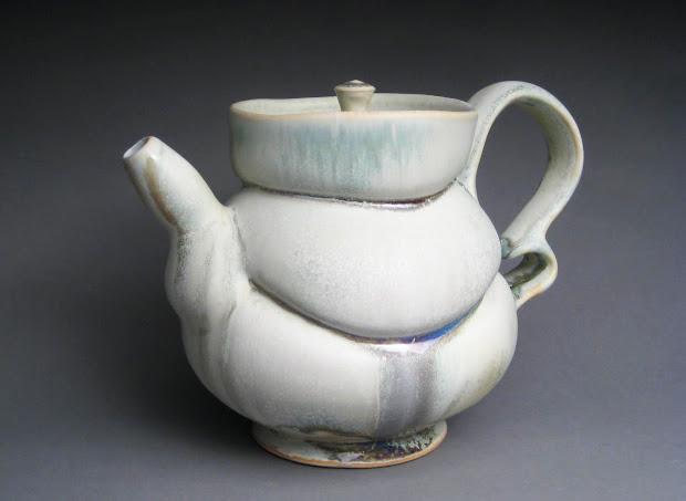 John Oles Ceramics .teapots