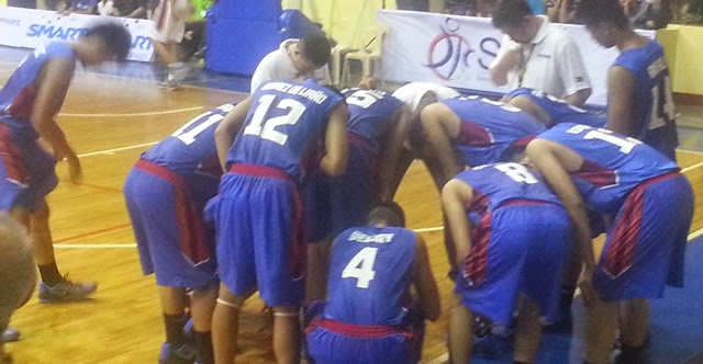 List of Batang Gilas Under-16 Lineup/Roster 2015