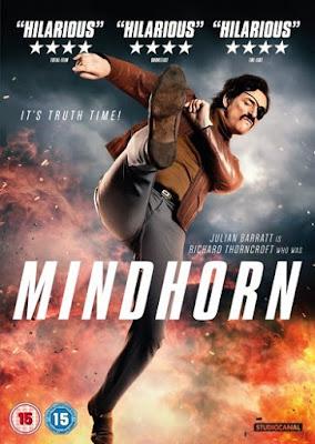 DVD Review: Mindhorn ✭✭✭