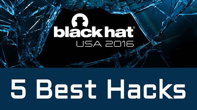 5دانە لەباشترین هاکەرەکانی Black Hat 2016 !