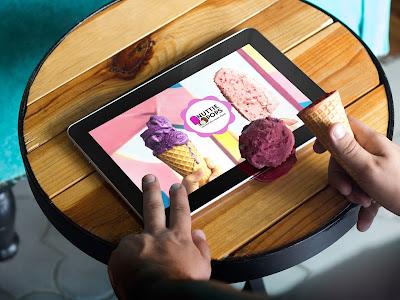 Site yönetimi, Tablet bilgisayar, Dondurma, Çalışma, Blogger temaları, Temalar