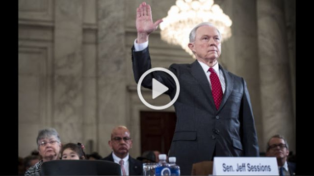 Attorney Gerneral Jeff Sessions Recuses Himself From Russia Investigations
