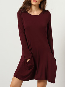 www.shein.com/Burgundy-Long-Sleeve-Pockets-Dress-p-240327-cat-1727.html?aff_id=2525