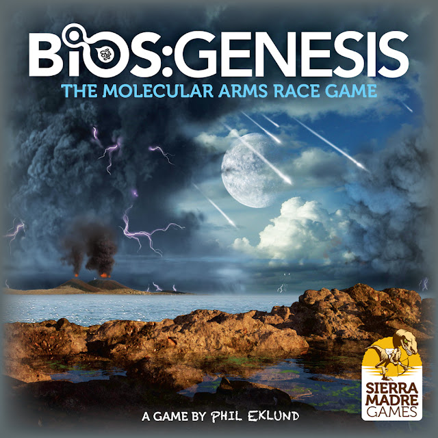 Cover of Bios: Genesis by Sierra Madre Games