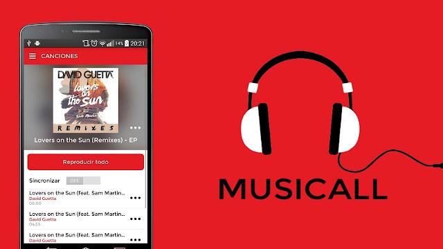 MusicAll (Spotify Killer) v2.0.25 APK