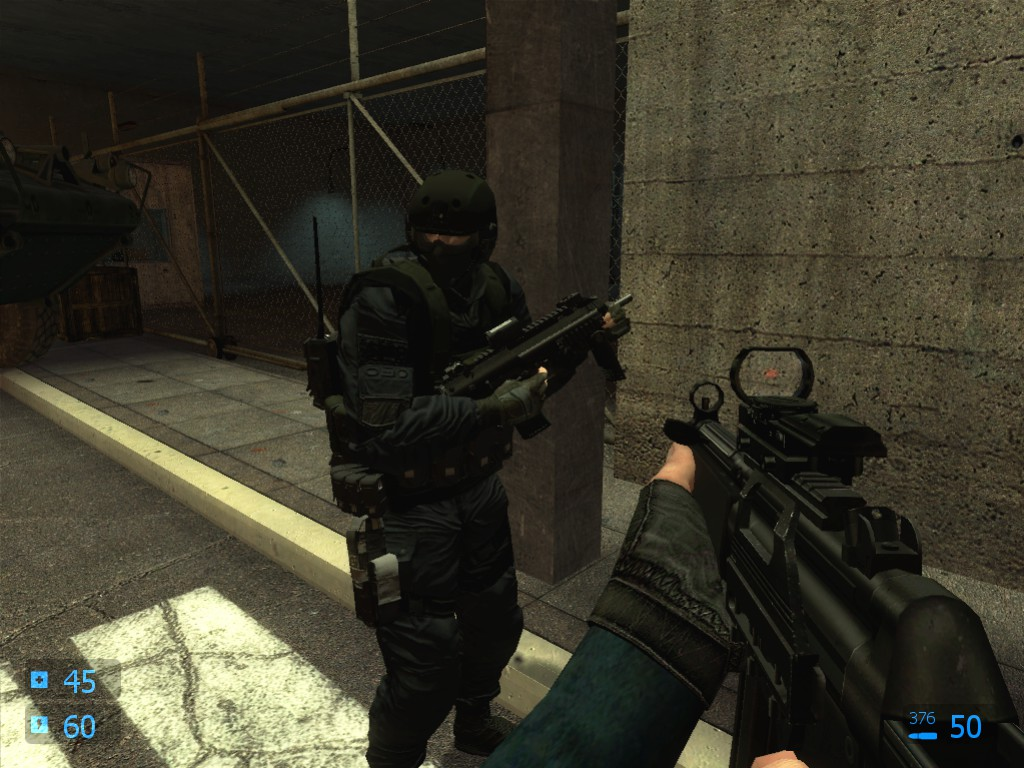 One of the Best Free Half-Life 2 (FPS) Mods: Underhell ...