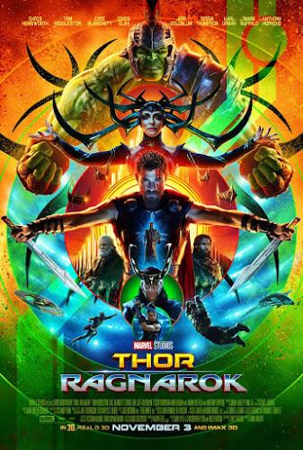 Thor: Ragnarok (Web-DL 1080p Ingles Subtitulada) (2017)