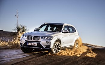 Wallpaper: 2015 BMW X3