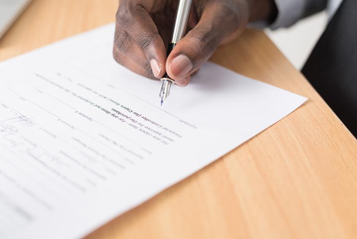 Cara nak sediakan surat perjanjian pinjaman sendiri