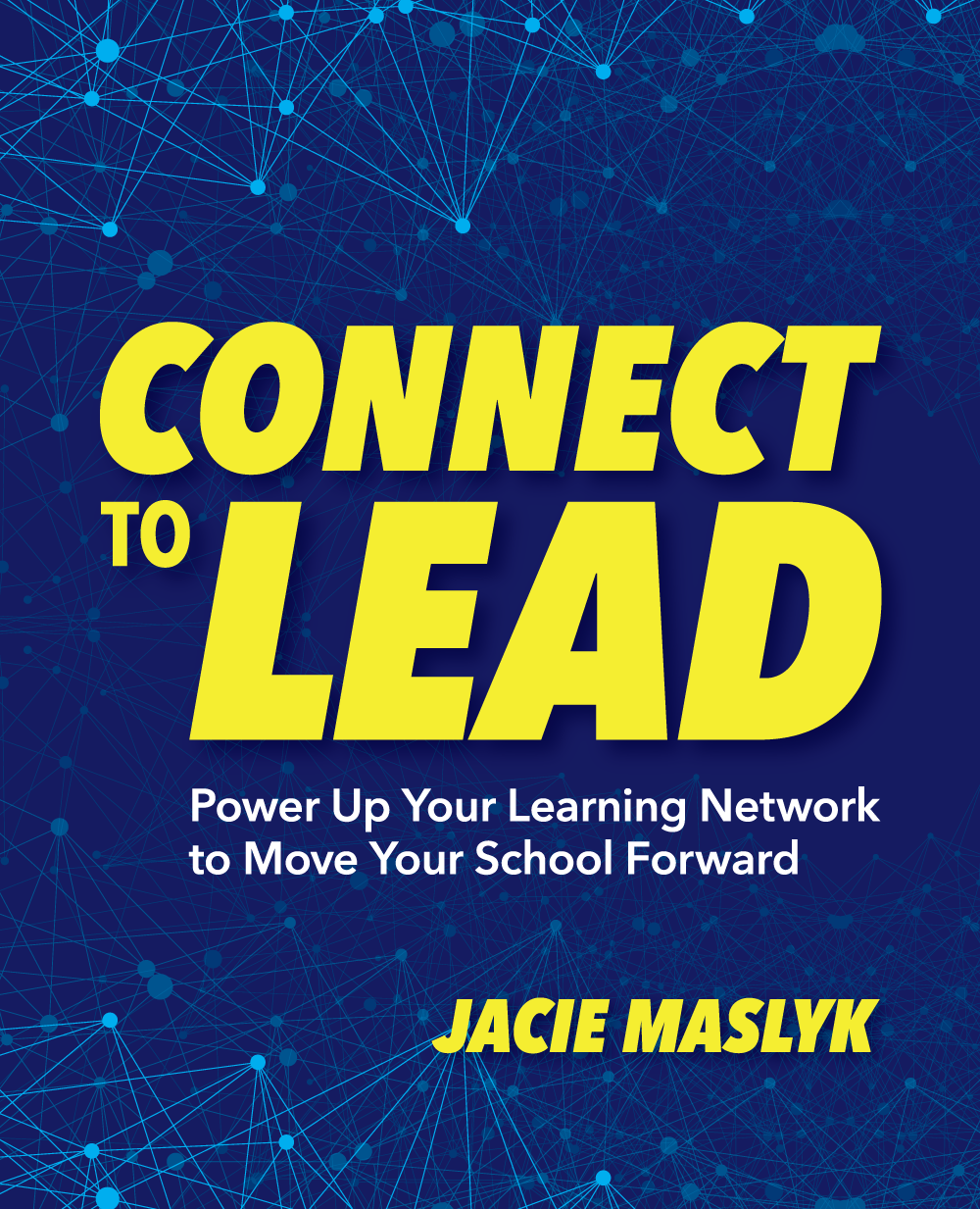 NEW Book Connect to Lead