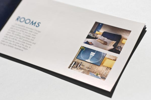 15 best examples of hotel brochure design ideas