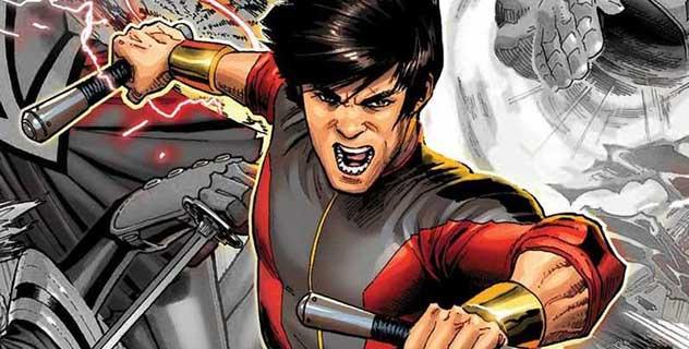 Marvel akan Buat Film Superhero Asia 'Shang-Chi'