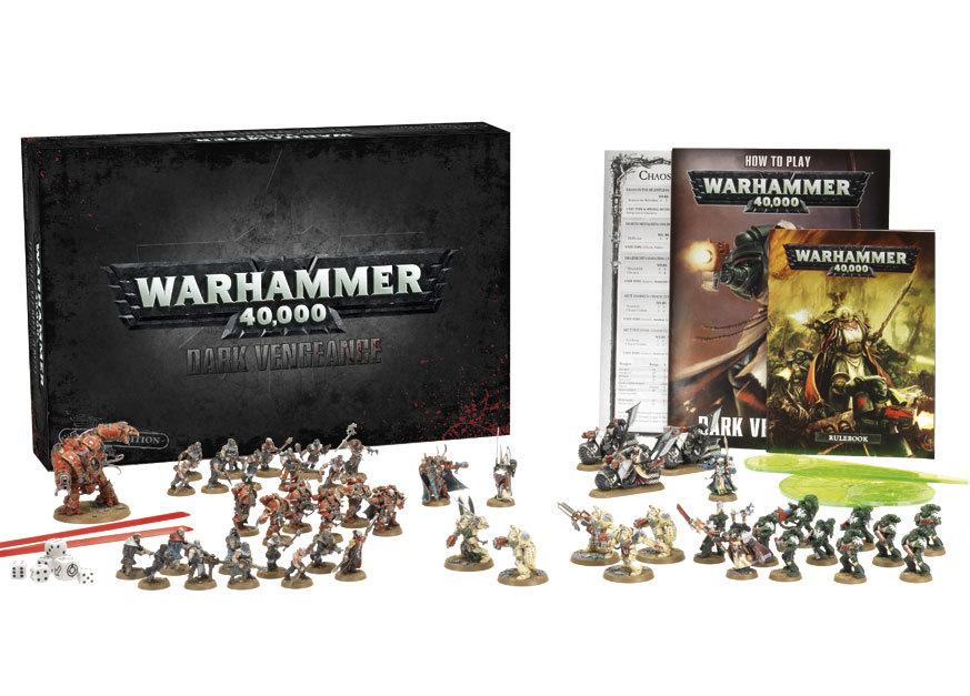 Dark vengeance limited edition 2012   miniset. Net miniatures.