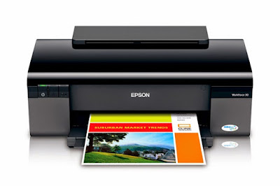 Image Epson WorkForce 30 Printer Driver