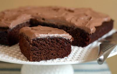 Moist Chocolate Cake Recipe Easy