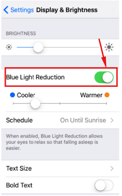 how to turn on lights with iphone