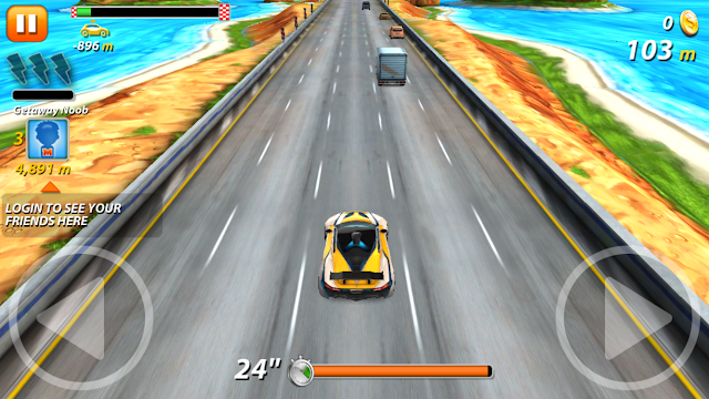 This is the best game I have ever played. This game is all about fast cars, awesome powers, & actions. Race through exotic locations, evading police & a chopper!