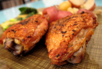 Baked Chicken Thigh Recipes