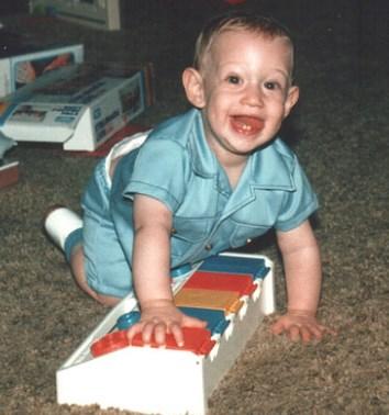 mark zuckerberg childhood photos