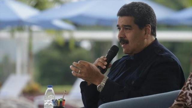Maduro promete crear economía nacional que revolucione el mundo