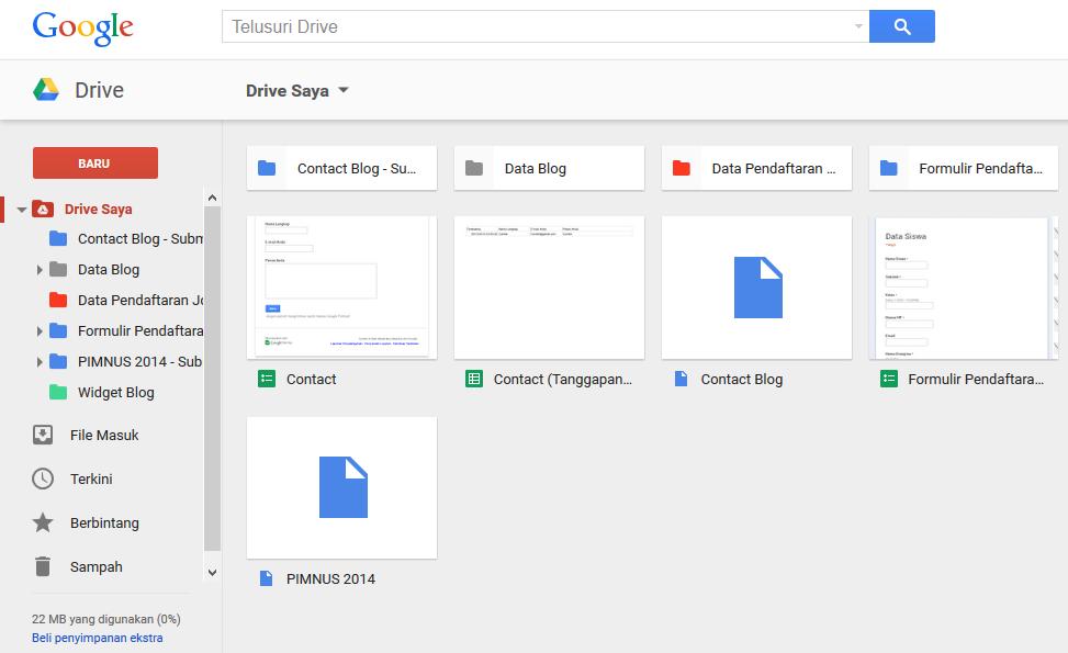 Menyimpan File di Google Drive dengan Mudah dan Aman