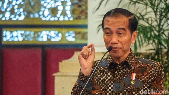 Jokowi Menantang Anggapan Kriminalisasi Ulama