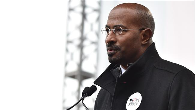 Progressive CNN commentator Van Jones rips Hillary Clinton campaign, Democratic National Committee for 2016 failure