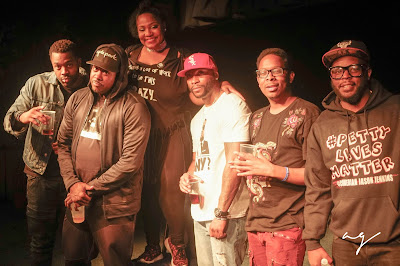 PICS: All Joked Up Comedy Show (ISU Homecoming)