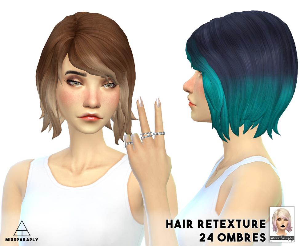 Clásico y sencillo pack peinados sims 4 Imagen de cortes de pelo estilo - LOS SIMS DE FLOR: PACK PEINADOS SIMS 4