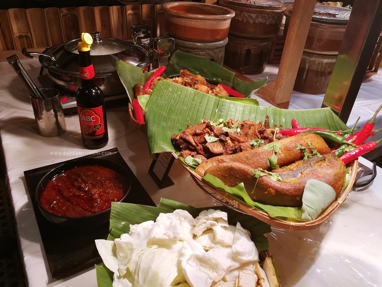 Buffet Ramadhan 2018 - 'Jom Makan' Di Paya Serai, Hilton Petaling Jaya