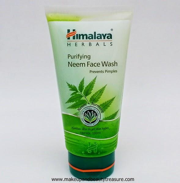 Himalaya Herbal Healthcare Invigorating Face Wash Reviews