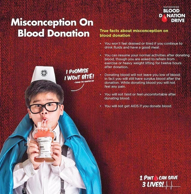 Nationwide Blood Donation Drive, MBO Cinemas, St Johns Ambulance Malaysia, Largest Nationwide Blood Donation Campaign, Malaysia Book of Records, Donate Blood, Misconception of Blood Donation, Facts on Donating Blood, MBO Citta Mall