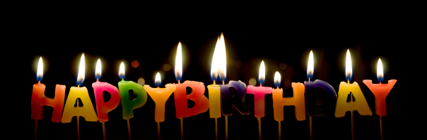 Birthday Cake With Candles Hd Images