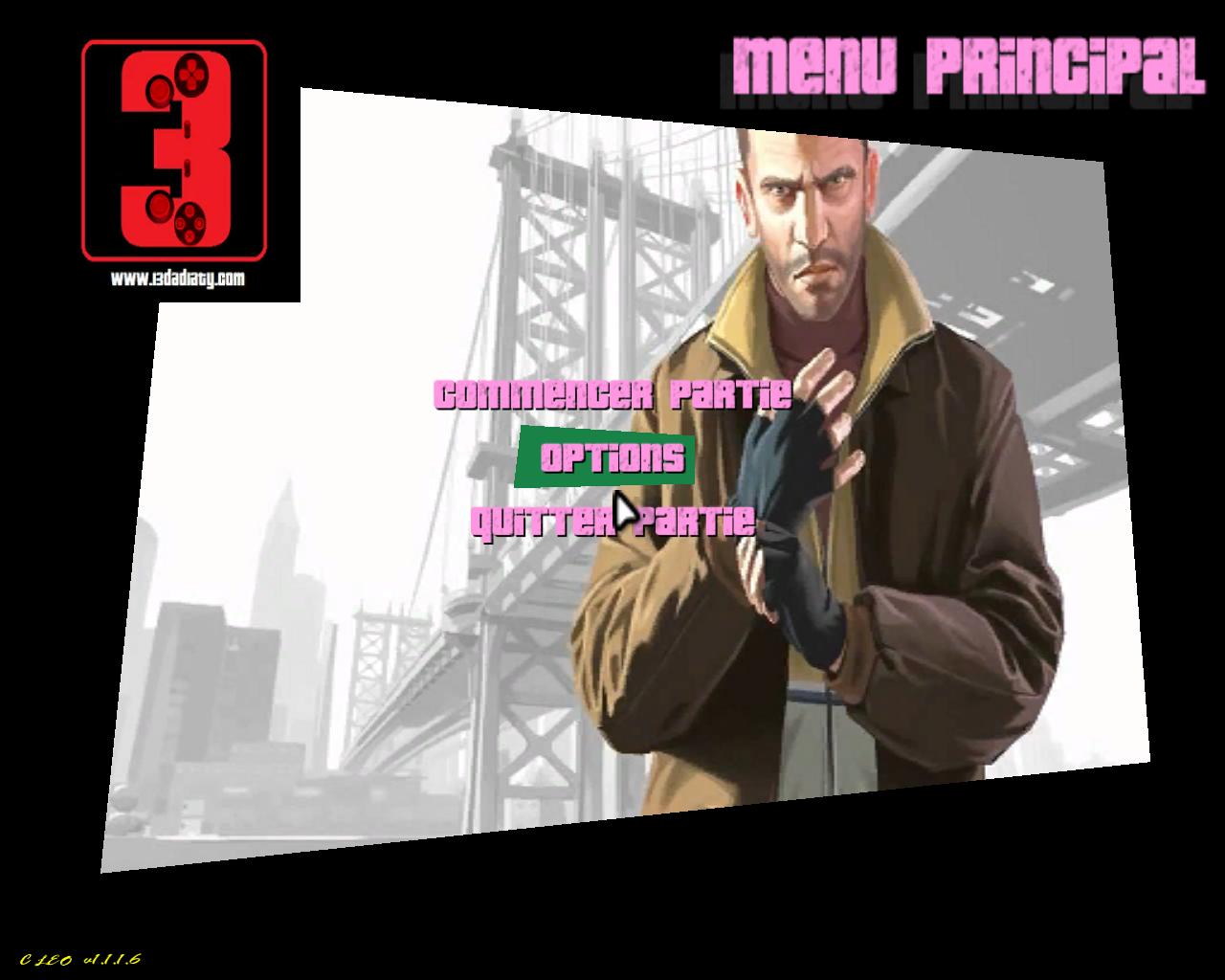 تحميل لعبة باتش تحويل Gta Vice City الى Gta Iv موقع
