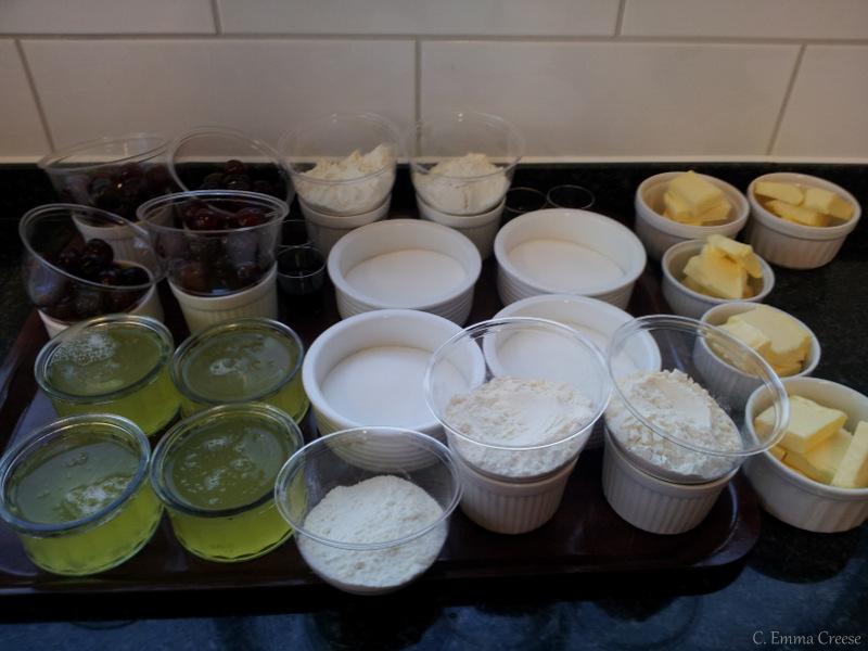 Gluten Free Kiwi Cake