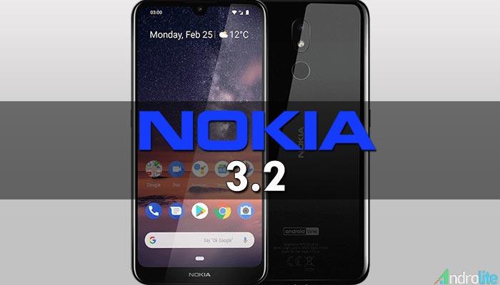 Harga Nokia 3.2